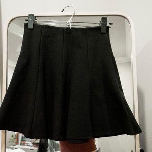 Bardot Skirts - Bardot Scuba Skater Mini Skirt